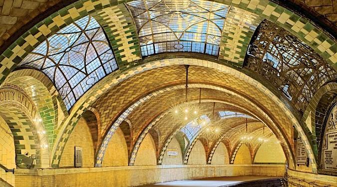 City Hall Subway Station (Nova York)